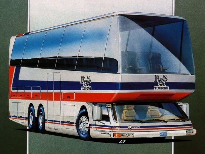 Планировался еще и автобус. |Фото: yandex.ru.