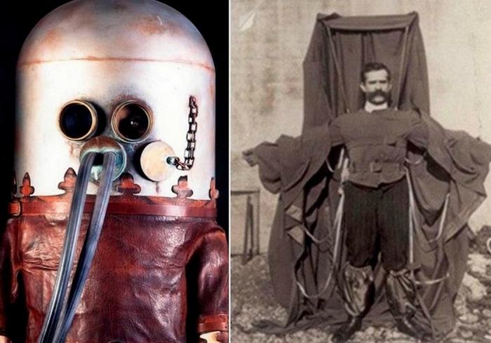 7 необычных изобретений, убивших своих создателей.