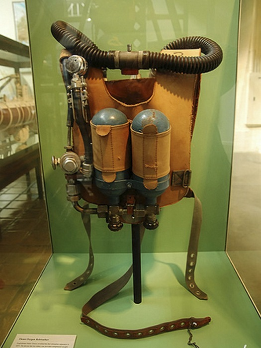 Костюм для подводных погружений.