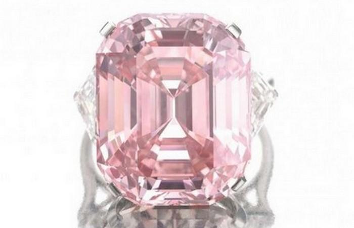 Ярко-розовый Графф.