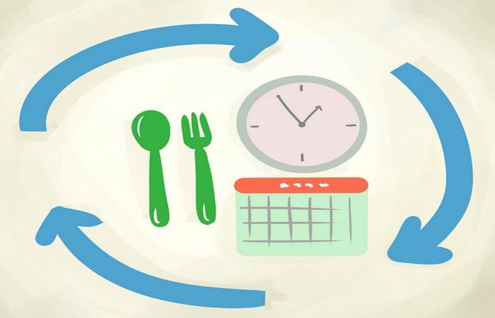 Польза голодания: режим питания.