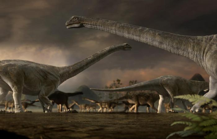 Аргентинозавр.