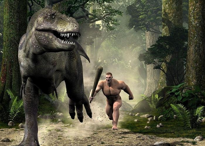 Люди являются доминирующим видом в течение двух миллионов лет.