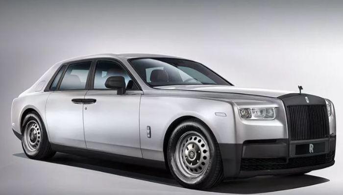 Представить себе бюджетный Rolls-Royce Phantom трудно.