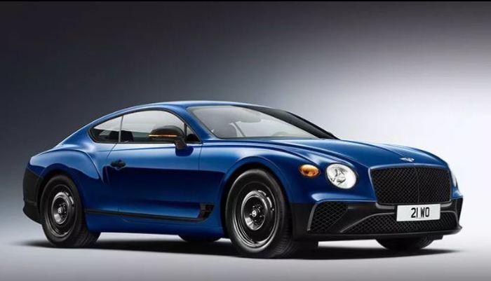 Выглядит такой Bentley Continental GT ничуть не хуже.