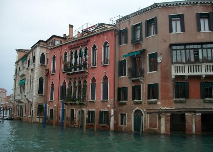 Угроза исчезновения: Венеция.