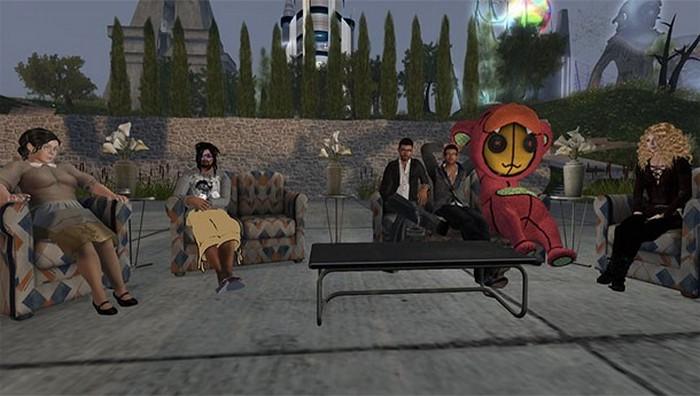 Обманутые надежды: Second Life.
