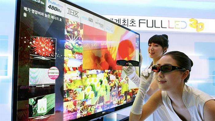 Обманутые надежды: 3D-телевизор.