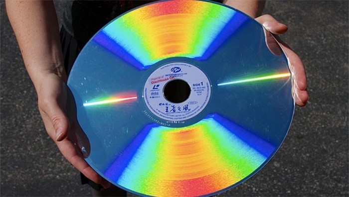 Обманутые надежды: LaserDisc.