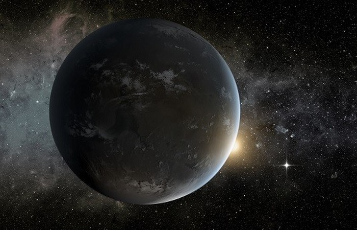 Похожие на Землю планеты.