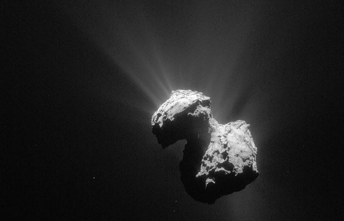 Комета 67P.