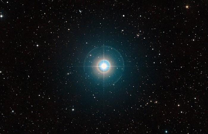Звезда BPM 37093.