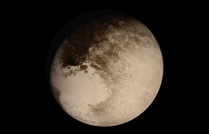 Плутон понижен в звании.