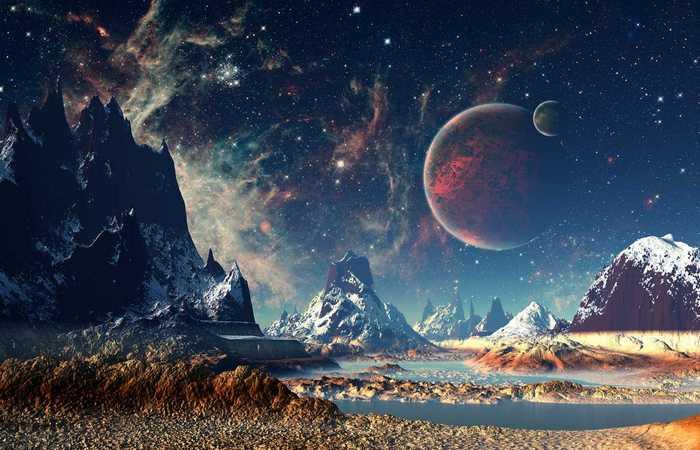Вселенная пригодна для колонизации.