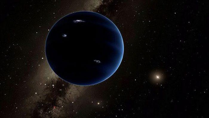 Научное открытие: настоящая девятая планета.