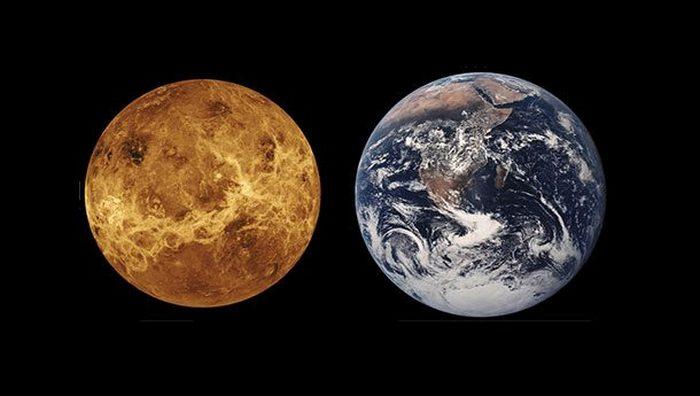 Научное открытие: прошлое Венеры.