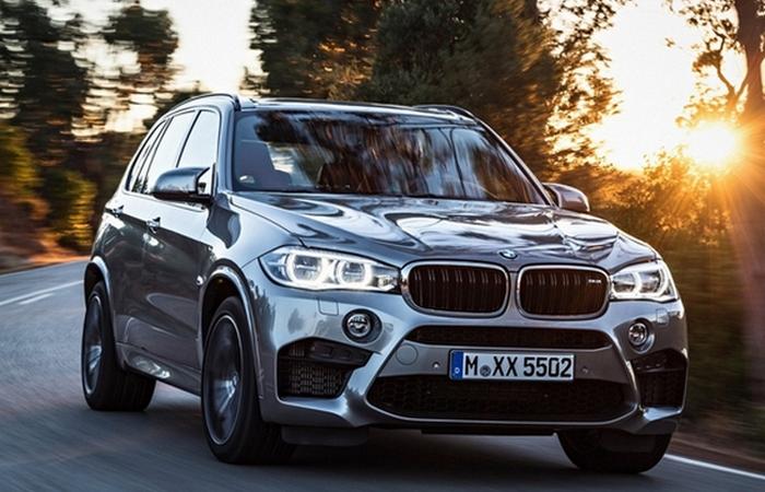 BMW X5M/X6M.