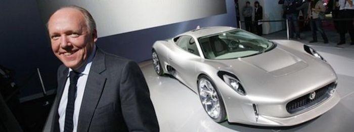 Ян Каллум и Jaguar.