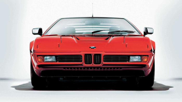 BMW Джорджетто Джуджаро - дизайнера века.