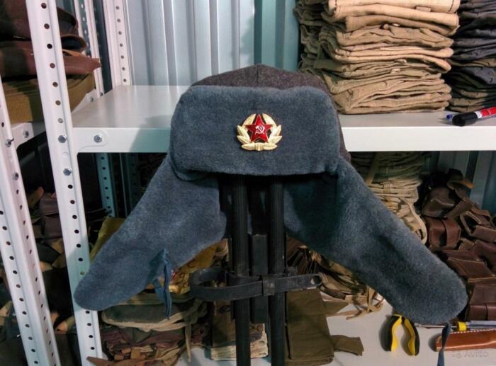 Используется ушанка со времен СССР.  Фото: myrussia.life.