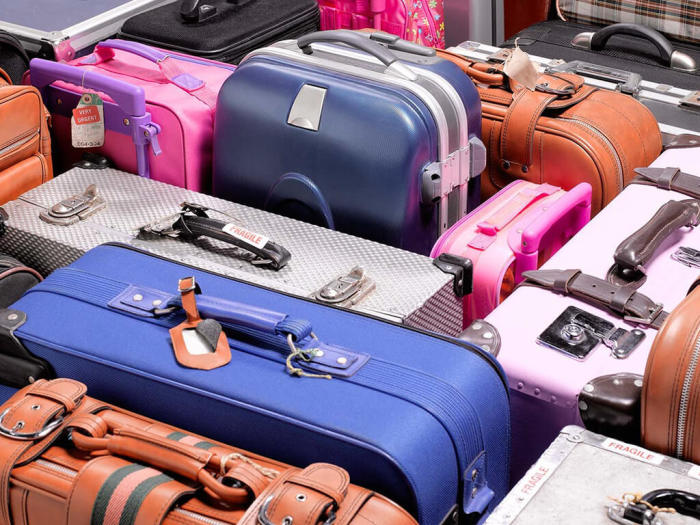 С багажом все жестко. |Фото: neolo.ru.