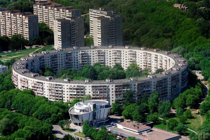 В доме постоянные сквозняки. |Фото: vao-moscow.ru.