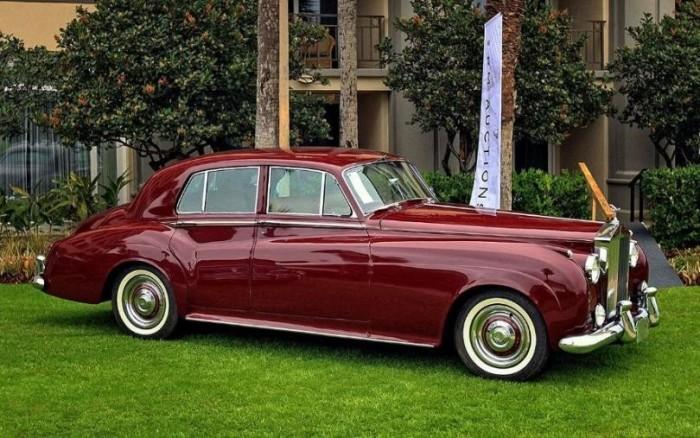 Первый коллекционный автомобиль Трампа. |Фото: fishki.net.