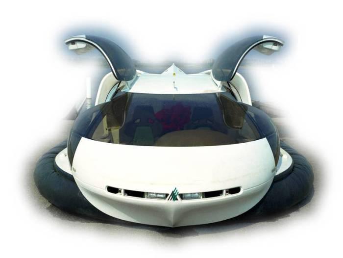 Ховеркрафт DONAR Hovercraft - воплощение экспериментов и инноваций.