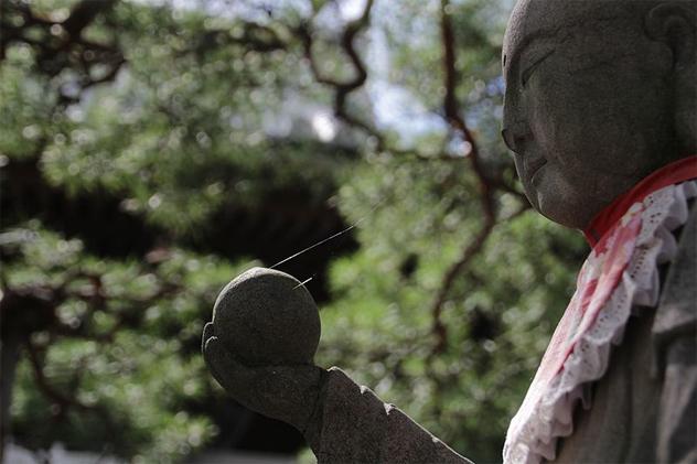 Основан был буддистами.