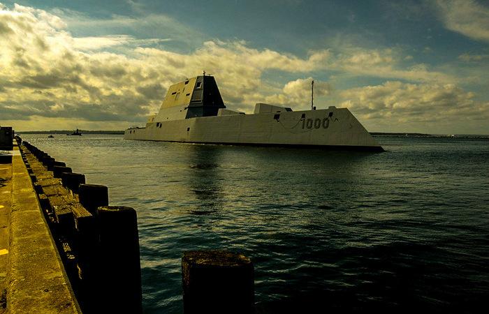Самый дорогой эсминец в истории США. |Фото: snobium.com.