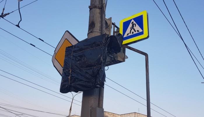 Увидеть такое можно и в городах. |Фото: marimedia.ru.
