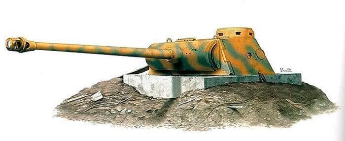 Идея долговременного укрепления была неплоха. ¦Фото: armedman.ru.