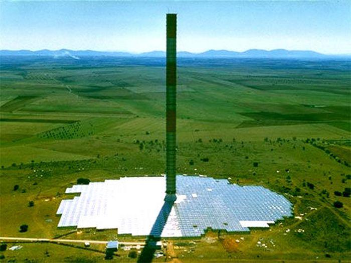 Энергетическая башня.