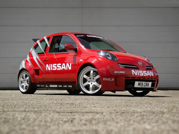 Вот до чего додумались британцы делая новый  Nissan Micra.