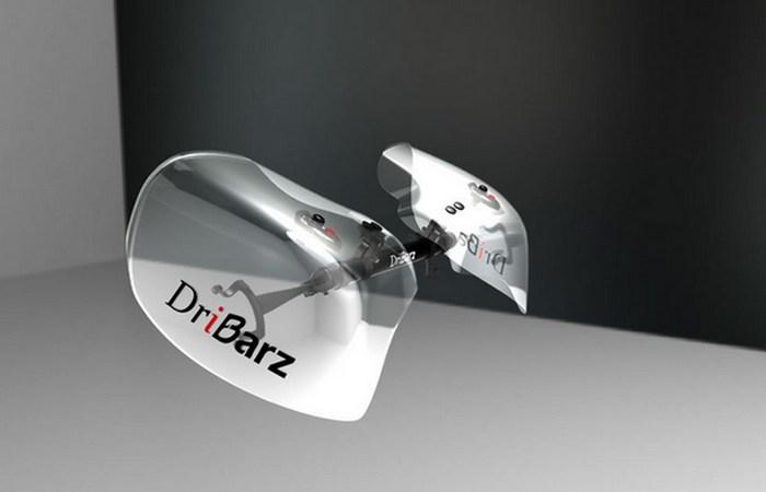 Аэродинамический дизайн.