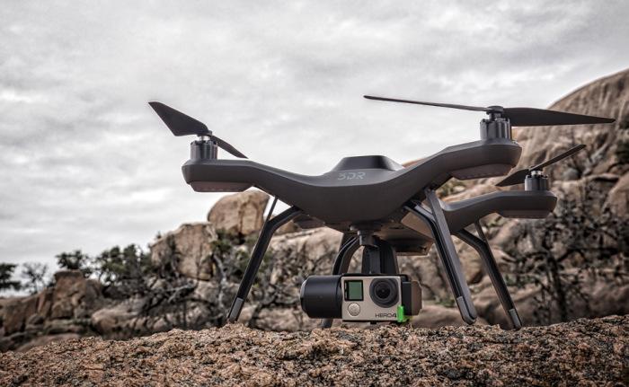 Дрон Solo Smart Drone с камерой Solo Smart Drone.