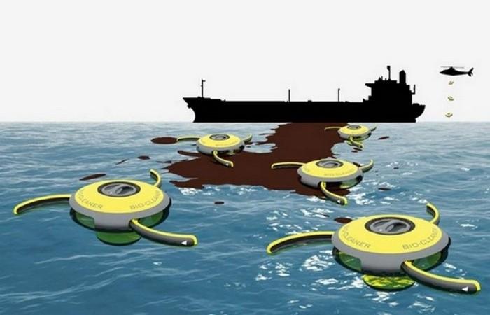Дроны защита окружающей среды.