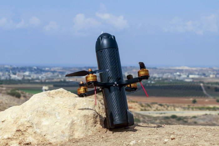 Для уничтожения других дронов. ¦Фото: mail.ru.