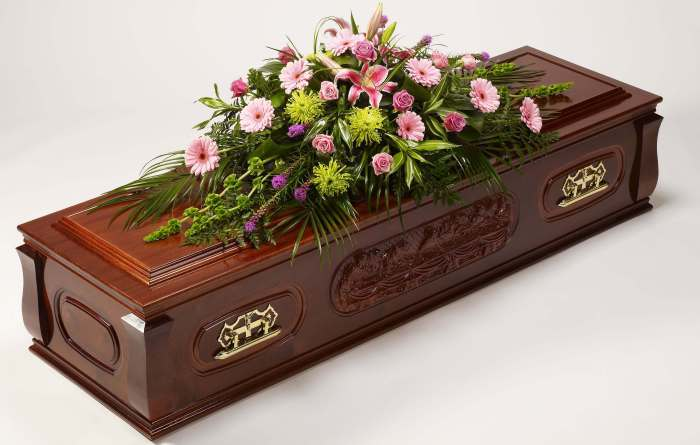 Похороны.