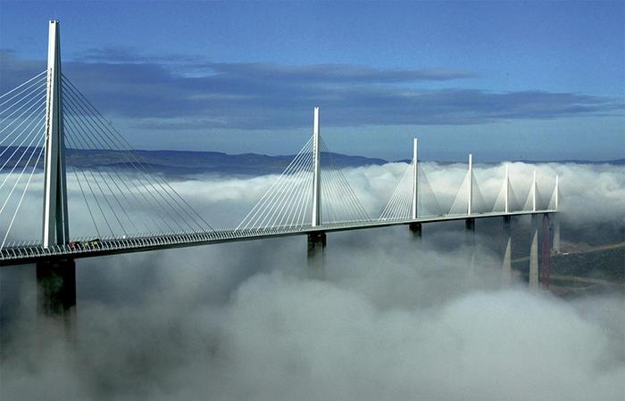 Французский Виадук и другие невероятные мосты со всего мира.
