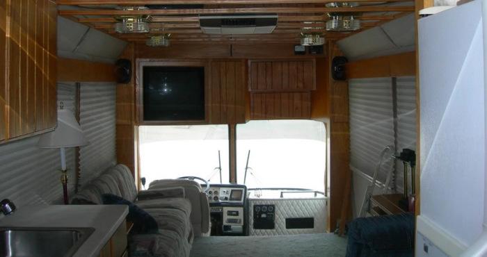 Внутри есть все необходимое. /Фото: carakoom.com.