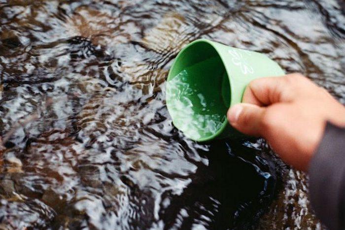 Интересный факт о пресной воде.