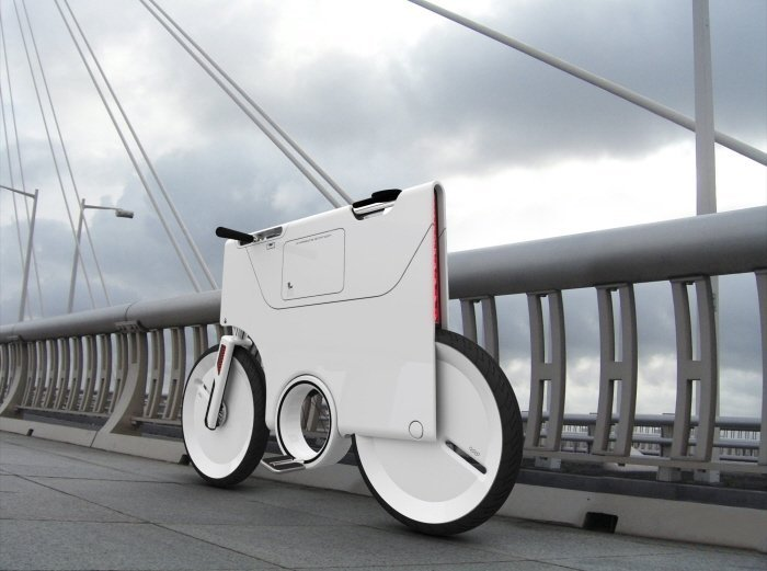 Электробайк Electric Bike Version 2.