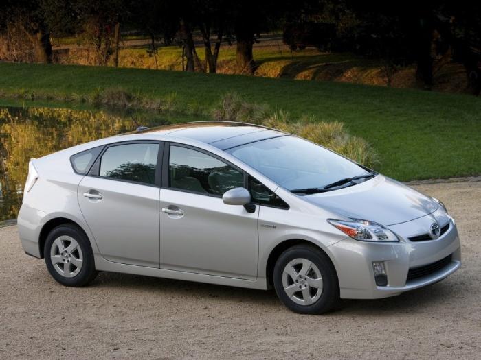 Toyota Prius для тех, кому нужна реальная экономия.