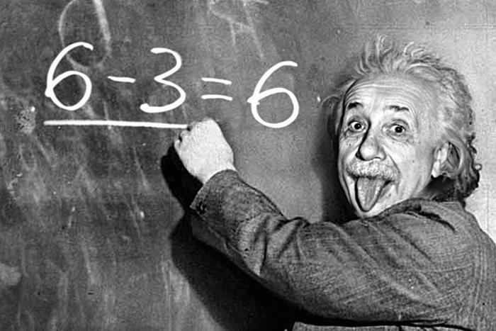 В 15 лет Эйнштейн освоил дифференциальное и интегральное исчисление.