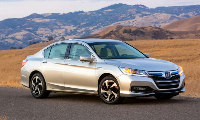 Honda Accord Plug-In.
