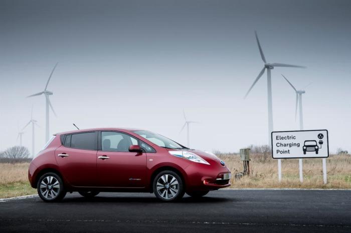 Электромобили захватят рынок.