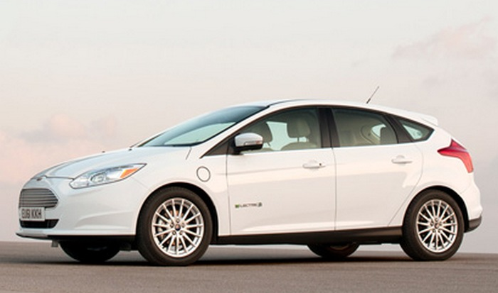Электромобиль Ford Focus Electric.