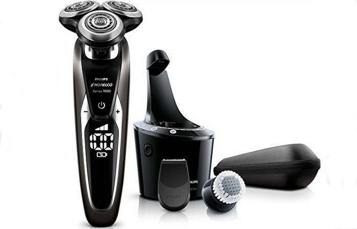 Электрическая бритва Philips Norelco Electric Shaver 9700.