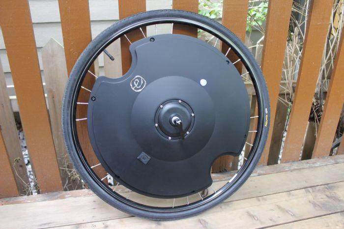 Electron Wheel как он есть.